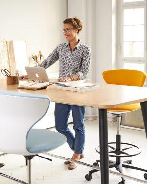 Sedus Mastermind High Desk