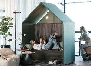 Gotessons Half a Hut sofa
