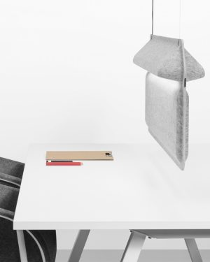 AK2 Workplace Divider Lamp