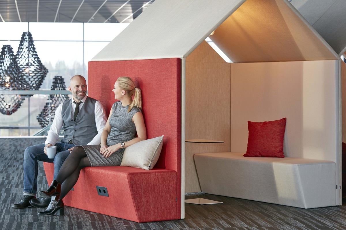 De Hut sofa